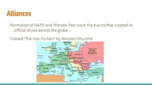 Who Coined The Iron Curtain by The Cold War Mariam Syed Sydney Fletcher And Sara Ali Ppt