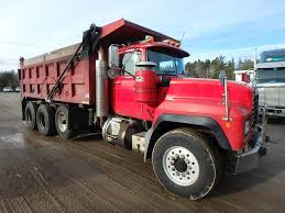 100 Mack Dump Trucks For Sale 1999 RD688S Truck Phillipston MA TK669