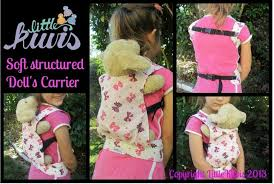 Baby Doll Car Seat Carrier Can Fit Up To 20 Inch Dolls Adora