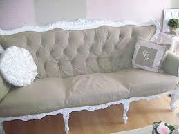 retapisser un canapé canapé louis xv chiné et retapissé atelier photo de avant