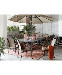 Cast Aluminum Patio Furniture With Sunbrella Cushions by Outdoor Patio Furniture Macy U0027s