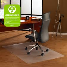Flooring Materials For Office by Amazon Com Floortex Ultimat Polycarbonate Chair Mat For Hard