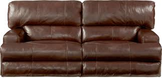 Southern Motion Reclining Furniture by Catnapper Wembley Top Grain Italian Leather Leather Power Headrest