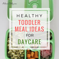 Healthy Lunch Box Ideas For Your Toddler Eating At Daycare