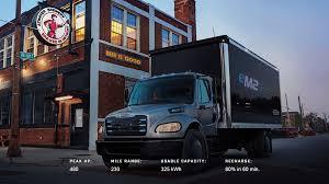 100 Freightliner Select Trucks Daimler Delivers Electronic Truck Tank Transport Trader