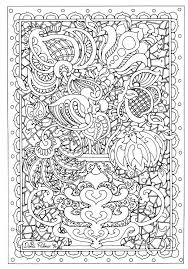 Marvelous Printable Difficult Coloring Pages
