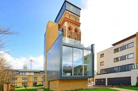 100 Grand Designs Water Tower Water Tower You Too Can Spend A Few Nights Here