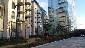 1 bedroom accessible apartment for sale Columbia Gardens London