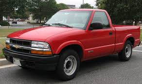 Chevrolet S-10 - Wikipedia Core Of Capability The 2019 Chevrolet Silverados Chief Engineer On 2018 Silverado 1500 Pickup Truck Chevy Alternative Fuel Options For Trucks History 1918 1959 1955 First Series Chevygmc Brothers Classic Parts Custom 1950s Sale Your Legends 100 Year May Emerge As Fuel Efficiency Leader 1958 Something Sinister Truckin Magazine Ck Wikipedia