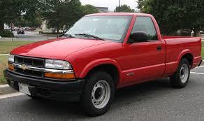 100 Used Gm Trucks Chevrolet S10 Wikipedia