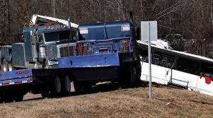 100 Truck Driving Schools In Memphis Arkansas Bus Crash Involving Football Team 1 Killed