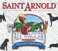 Saint Arnold Pumpkinator 2015 by Saint Arnold Brewing Company Expands Ale Wagger Project
