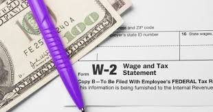 It's W-2 Day: Do You Know Where Your Form Is?