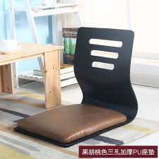 100 Wood Gaming Chair Amazoncom HU Folding Floor Japanese Padded Legless Floor