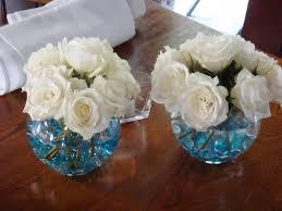 Reception Table Decoration Ideas Cheap Wedding Center Pieces