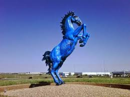 Denver International Airport Murals Horse by Anti Illuminati Eng The Airport Denver Colorado Bunker For Masons