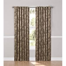 Walmart Eclipse Thermal Curtains by Eclipse Tosca Blackout Energy Efficient Window Panel Walmart Com