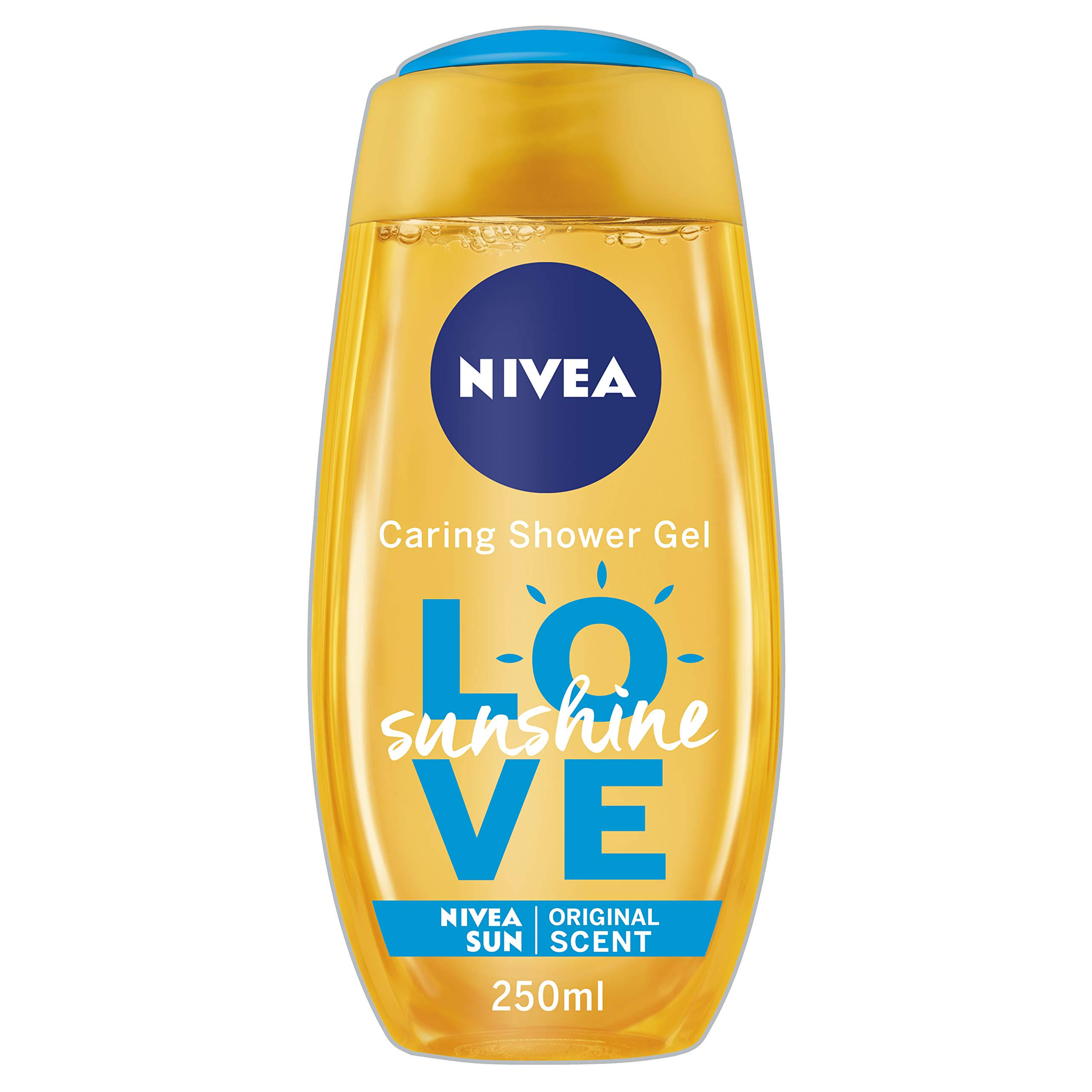 NIVEA Sunshine Love Shower Gel - 250ml