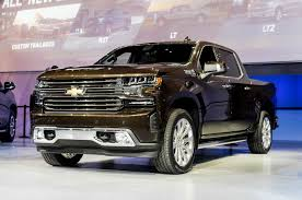 2019 Chevrolet Silverado 1500 First Look: More Models, Powertrain ...