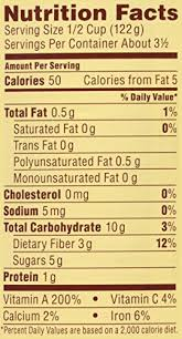 Libbys 100 Pure Pumpkin Nutritional Info by Libby U0027s 100 Pure Pumpkin 15 Ounce Import It All