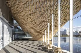100 Mt Architects Fuji World Heritage Centre By Shigeru Ban