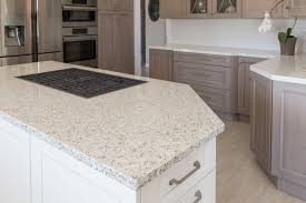 100 Countertop Glass This Kitchen Is Quiet On Color But High On Sparkle Texture And
