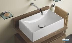 vasque à poser allia diedro espace aubade