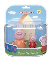 Peppa Pig With Stars Pumpkin Stencil by Peppa Pig Mummy Pig And Peppa Figure Set Character Options
