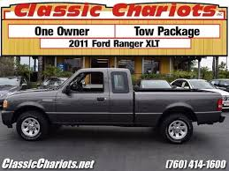 sold used vehicles near me 2011 ford ranger xlt with one owner