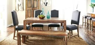 Houzz Dining Tables Table With Bench