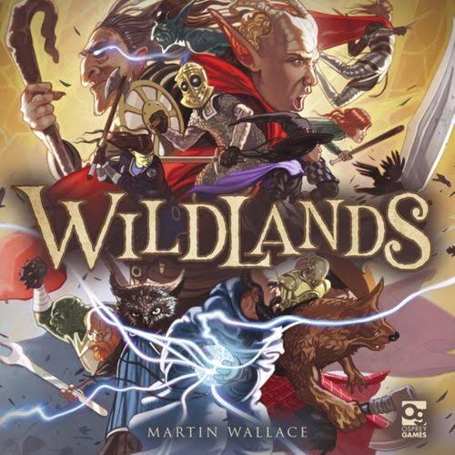 Wildlands - Scoundrels and Scavengers - Martin Wallace