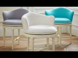 VANITY CHAIR CHAIRS For BATHROOM BED BATH With Regard To Vanity And Chair Decor 17