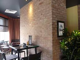 S Are Popular In Urban Lofts And Warehouse Exposed Rustic Brick Wall Restaurant