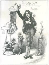 Oscar Wilde In America Something To Live Up Thomas Nast