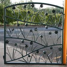 The Amazing of Metal Garden Gates Design to Decorate Your Garden
