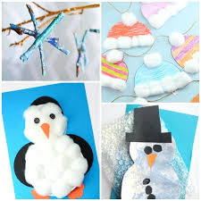 Preschool Winter Crafts Ideas Site About Children Craft For Preschoolers Simple