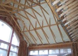 Insulating Cathedral Ceiling With Roxul by How To Vent A Cathedral Ceiling Cathedral Ceiling Insulation