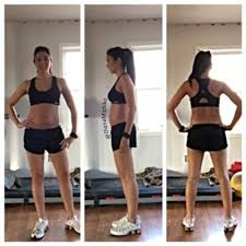 Before And After Trainer Lindsey 15 Day Fit Body Challenge
