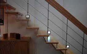 clairage escalier led 30 ides modernes et originales intérieur