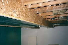the basement renovation hiding stuff thumb and hammer