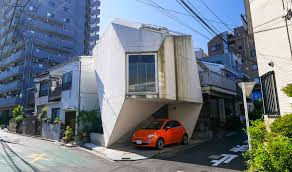 100 Atelier Tekuto Unique Homes In Japan Parking At A Polyhedron House Blog