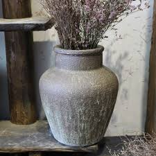 LRT Has Introduced High Fired Glaze Rustic Garden Pots With Deep Penetrating Color Tones For A