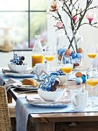Easter Brunch Never Looked Lovelier Table DecorationsSpring