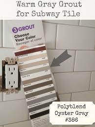 Polyblend Ceramic Tile Caulk Colors by Best 25 Grout Colors Ideas On Pinterest Tile Grout Colors Grey