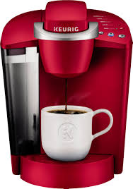 Keurig K Classic K50 Single Serve Cup Pod Coffee Maker Red 119364
