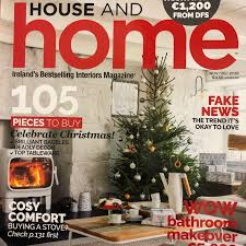 100 House And Home Magazines And Magazine NovDec 2018 The Nature Of Things