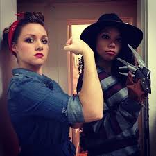 Rosie The Riveter Halloween Diy by Diy Halloween Costume Ideas For 2014 Do You Have The Pff