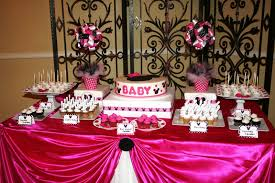 Baby Minnie Mouse Baby Shower Theme by Sweet Treats Carousel