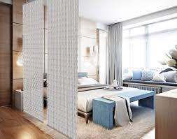 yourcasa raumteiler hängend designelement blickfang und dekoration in jedem raum trennwand ist lichtdurchlässig raumtrenner 120 x bis 340 cm