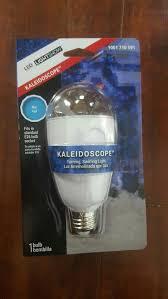 new gemmy led lightshow projection standard light bulb